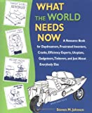 What the World Needs Now, Steven M. Johnson, 1580083099