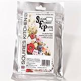 Squires Kitchen SFP Artisanat Sucre Floral Pâte à Modeler Comestible Pour Décoration de Gâteau 200g - Doux Lilas