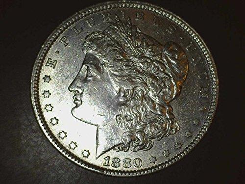 Morgan Dollar Set (1880 Morgan Dollar BU)
