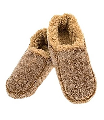 Snoozies Xmas Mules Slipper Cosy Mens Warm rHwPnB4xqr
