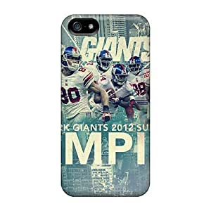 High Quality New York Giants Cases For Iphone 5/5s / Perfect Cases