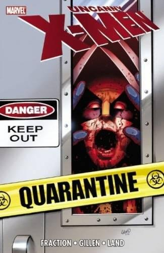 Uncanny X Men Quarantine Matt Fraction product image