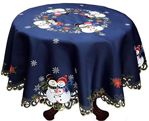 Creative Linens Holiday Christmas Tablecloth 68