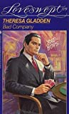 img - for BAD COMPANY (Loveswept) book / textbook / text book