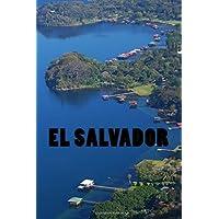 El Salvador: 150 lined pages