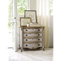 Hooker Furniture 2-Drawer Lateral File in Silver Leaf