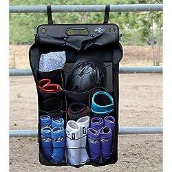 Professionals Choice Bag Deluxe Hang Organizer Grooming Black HA-900
