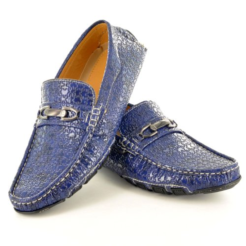 My Perfect Pair - Mocasines para hombre azul - azul