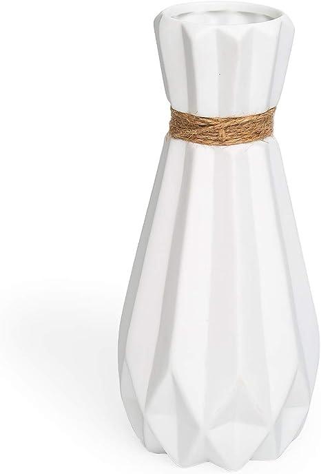 VASO Profumatore in Marmo Bianco White Marble Italian Vase Decorative Home 8cm