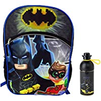 Lego Batman Backpack & Water Bottle