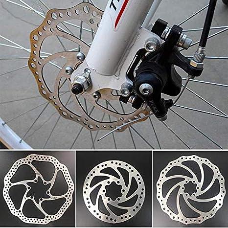 Utini 6 Pernos 140/160/180/203 mm MTB Freno de Disco de Bicicleta ...