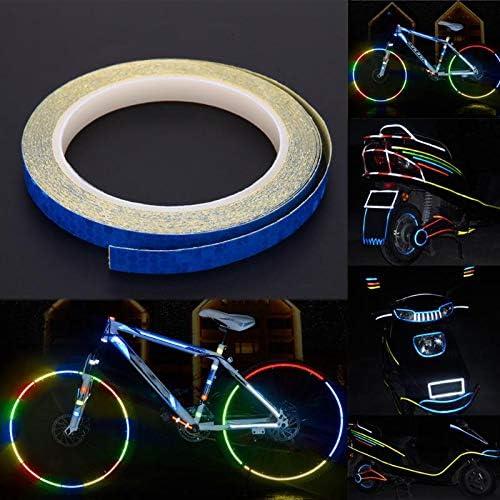 Bike Mountain - Pegatinas Reflectantes para Llantas de Bicicleta ...