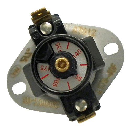 Protactor Adjustable Furnace Limit Control 135-175