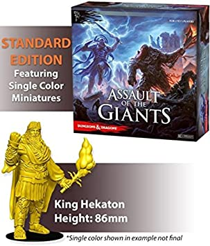D&D- Assault of the Giants Boa: Amazon.es: Juguetes y juegos