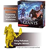 WizKids Dungeons & Dragons Assault The Giants Board Game Standard Edition