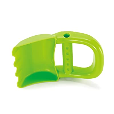 Hape Beach Toy Hand Digger in Light Green: Toys & Games