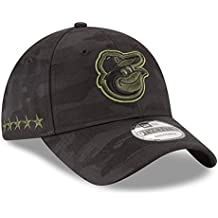 NEW ERA OFFICIAL MLB 2018 Memorial Day 9TWENTY Adjustable Dad Hat (Strap) – Black