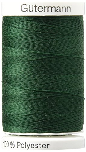 - Gutermann Sew-All Thread 547 Yards-Dark Green
