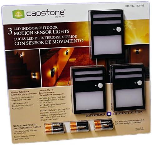 Indoor Outdoor Motion Sensor Lights product image