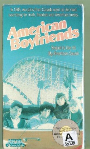 American Boyfriends [VHS]