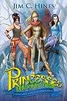 Princesses, mais pas trop, Tome 3 : la Vengeance du Petit Chaperon Rouge par Jim C. Hines