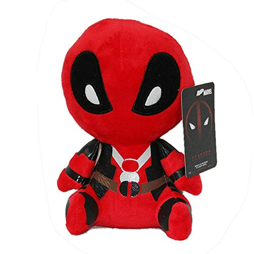 Hicos FUNKO MOPEEZ Marvel Deadpool PLUSH DOLL ACTION FIGU...