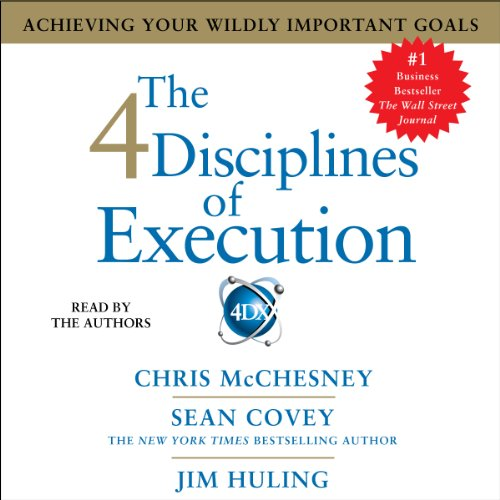 Pdf Money The 4 Disciplines of Execution: Achieving Your Wildly Important Goals
