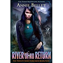 River of No Return (The Twenty-Sided Sorceress Book 9)