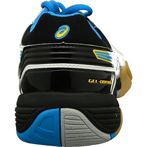Blue Diva 3 Hallen Handballschuhe Gel White Domain Asics Black Damen CgPq8nw