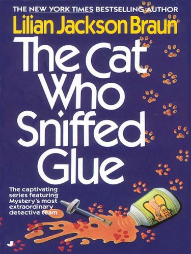 Cat Who Sniffed Glue Book ebook product image