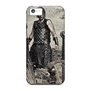 Scratch Resistant Cell-phone Hard Cover For Iphone 5c With Support Your Personal Customized Stylish Battlelore Band Skin CharlesPoirier