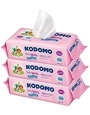 Kodomo Baby Wipes Triple Pack