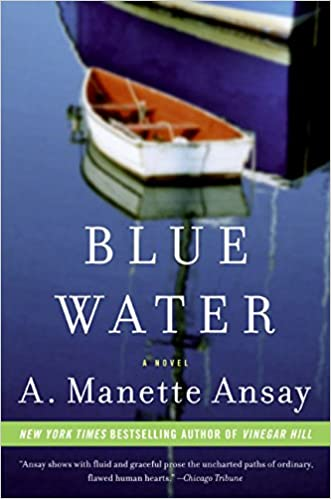 Image result for blue water by a. manette ansay