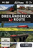 Train Simulator 2014: Dreiländereck Route (Add - On) - [PC]