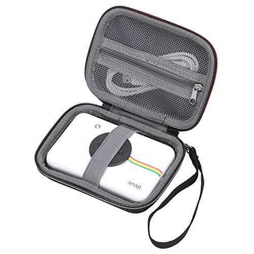 Case for Polaroid Snap & Polaroid Snap Touch Instant Print Digital Camera Storage Travel Carrying EVA Hard Bag by XANAD ()