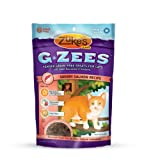 Zuke's G Zees Grain Free Salmon Flavored Glucosamine Cat Treats with Cranberry, My Pet Supplies