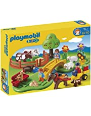 PLAYMOBIL 6770 1.2.3 Countryside Toy