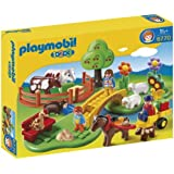 PLAYMOBIL 1.2.3 Countryside Toy