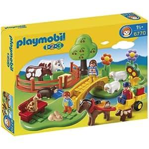 PLAYMOBIL® 1.2.3 Countryside