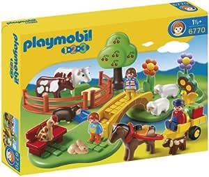 Playmobil Pick /& Choose*  CITY LIFE 1//2 POSTS /& RAILINGS .99-1.79 w// Combined