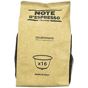 Note D'Espresso – Cápsulas de café descafeinado compatibles con cafeteras Dolce Gusto, 7g (caja de 96 unidades) 51jUAbOqmjL