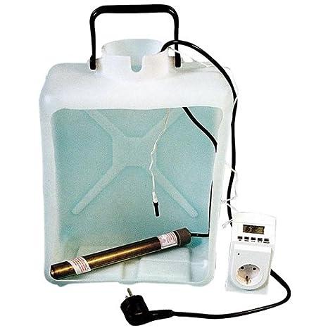 Frankana Star - Calentador de Agua eléctrico portátil, 230 V / 250 W: Amazon.es: Hogar