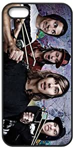 Pierce the Veil Custom Hard Case for Apple Iphone 5 and Iphone 5S Ip5SCase-CI51067