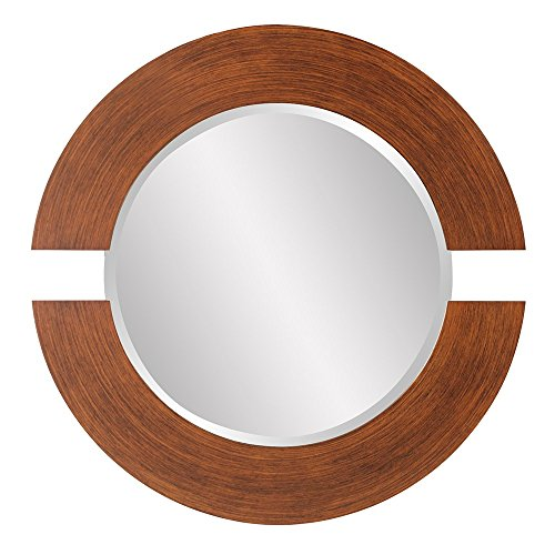 Howard Elliott 2174 Orbit Mirror, - Frames Wood Round