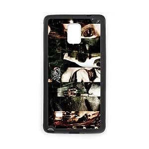 Generic Case Slipknot For Samsung Galaxy Note 4 N9100 Q2A2227970 wangjiang maoyi by lolosakes