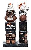 Tiki Totem Statue NFL Denver Broncos Football Team