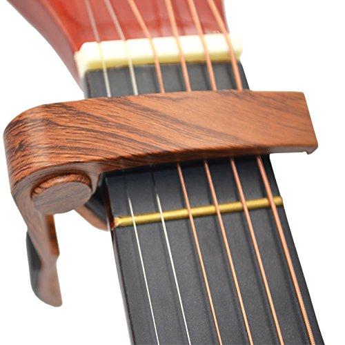 acoustic trigger capo guitar capo acoustic and electric guitars capo ebay. Black Bedroom Furniture Sets. Home Design Ideas