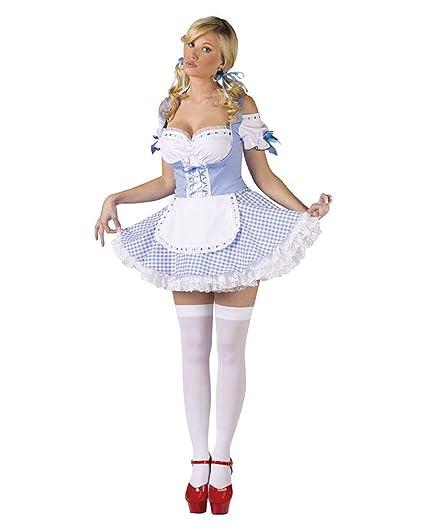Dorothy de Oz Disfraz ML: Amazon.es: Juguetes y juegos