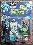 Teenage Mutant Ninja Turtles Apollo 11 25th Anniversary Lunar Leonardo Action Figure