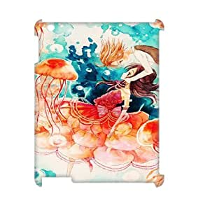R-A-Y-N2030896 3D Art Print Design Phone Back Case Customized Hard Shell Protection Ipad2,3,4